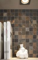 Natural Slate Multicolour Mosaic Range