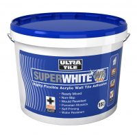 super white ready mix adhesive 7.5kg