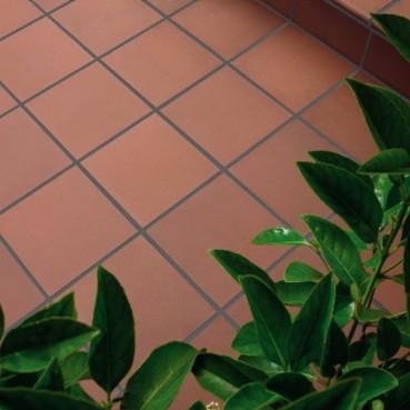 Quarry Tile Floor Shot