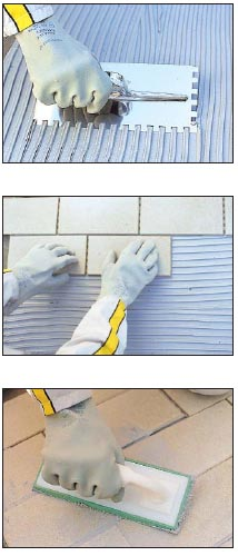 Fixing Tiles Adhesive : What tile adhesive should i use for fixing tiles