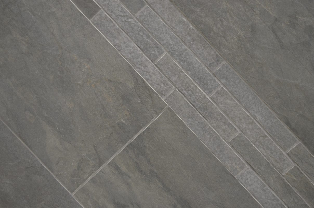 Duchess Black Slate Look Procelain Floor Wall Amp Outdoor Tile
