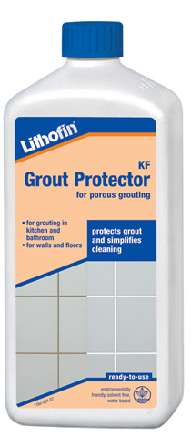Lithofin KF Grout Protector 500ml Bottle