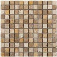mixed travertine