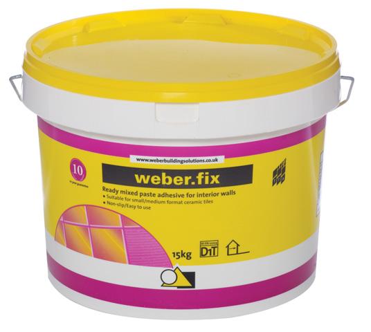 weber fix