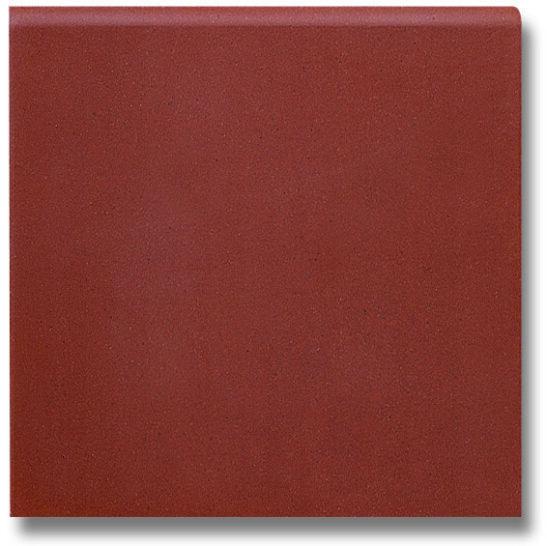 Red Quarry Tile Re Round Edge 150mm X 150mm Atlas Ceramics