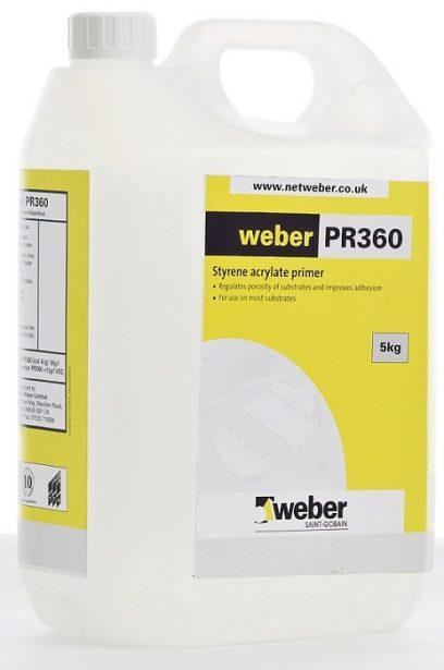 weber pr360
