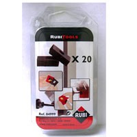 Rubi Easy Gres Kit - Spare Stickers