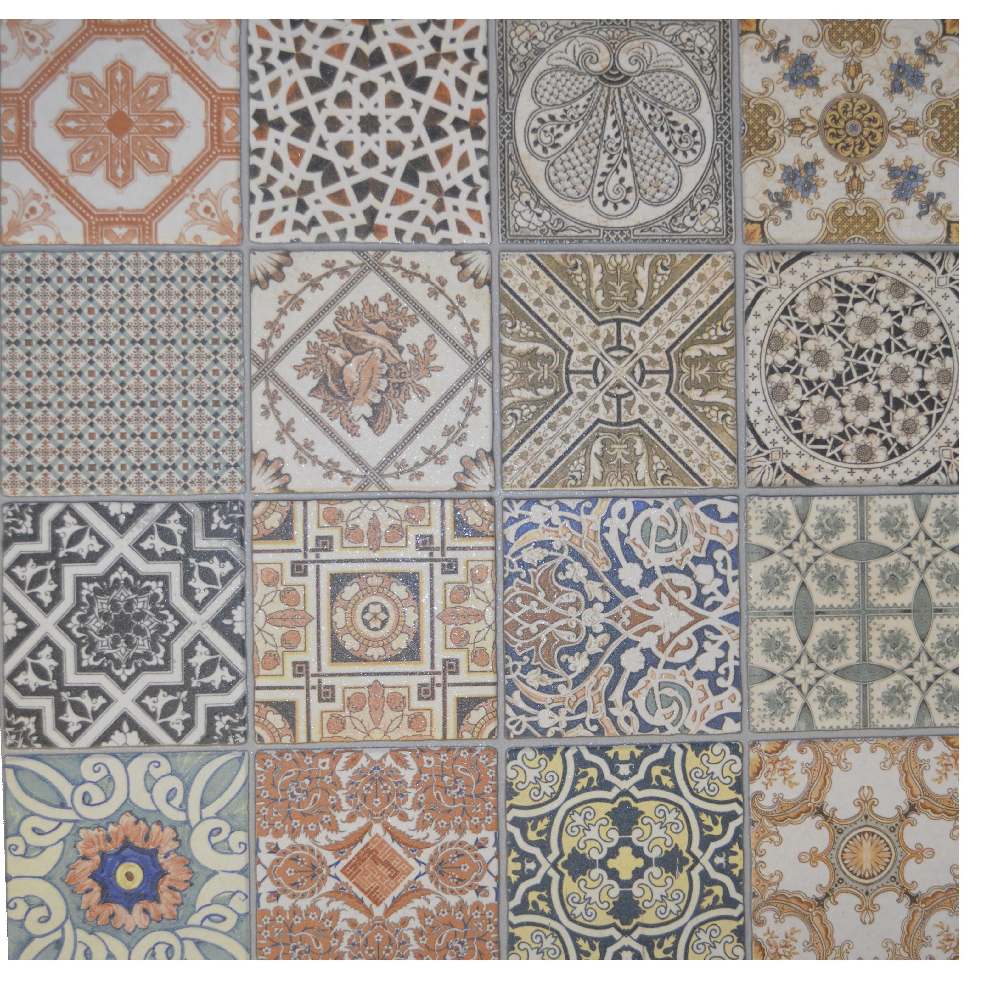 Provenza deco floor tile 442mm x 442mm atlas ceramics provenza deco floor tile 442mm x 442mm dailygadgetfo Gallery