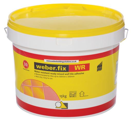Weber.fix WR