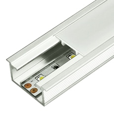 DURALIS-LED with edge cover 12mm