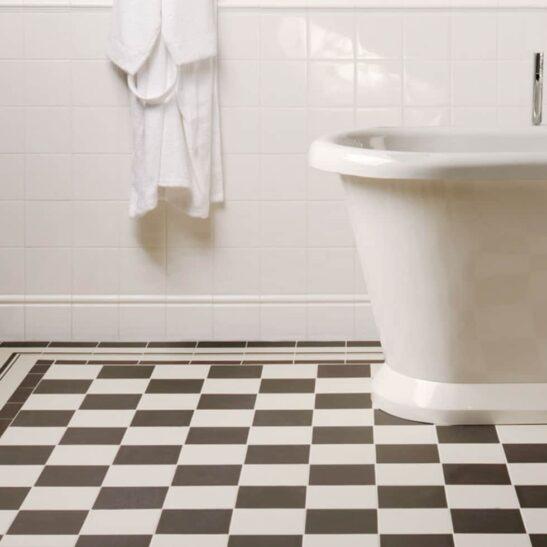 Cambridge Victorian Floor Tiles
