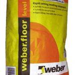 Weber floor level