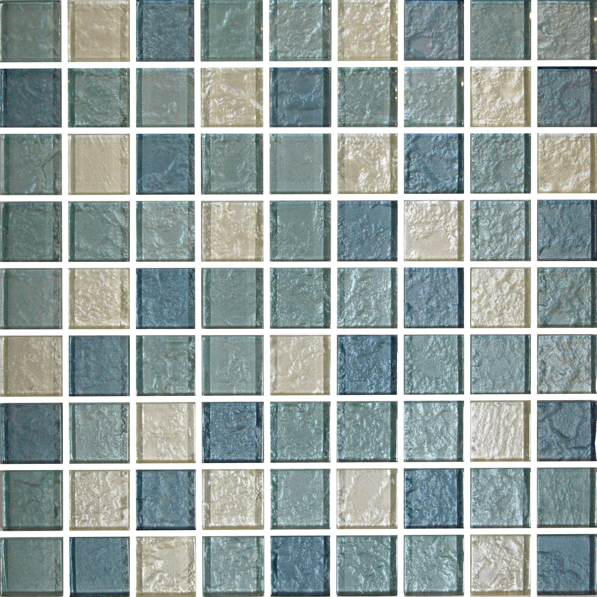 Harmoni Aqua Mosaic - Atlas Ceramics