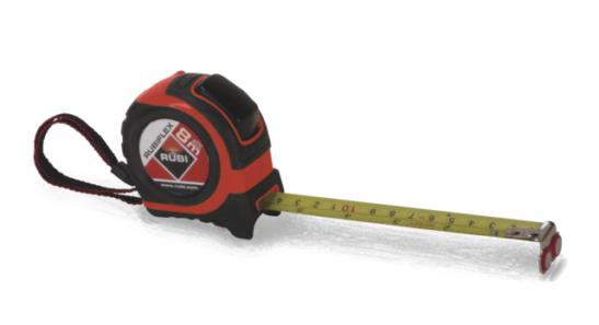 Rubi Measuring Tape 8m