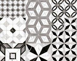 Elgin Matt White Marble Decor 593mm x 593mm