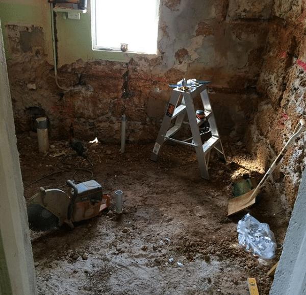Uneven Tile Floor Under Toilet: How To Tile An Uneven Floor