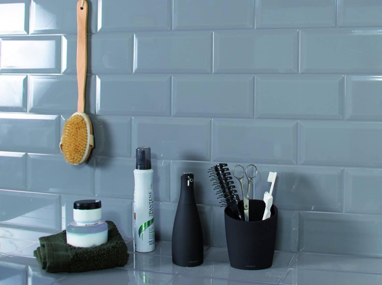 Dorset Bevelled Ceramic Wall Tiles | 100m x 200mm