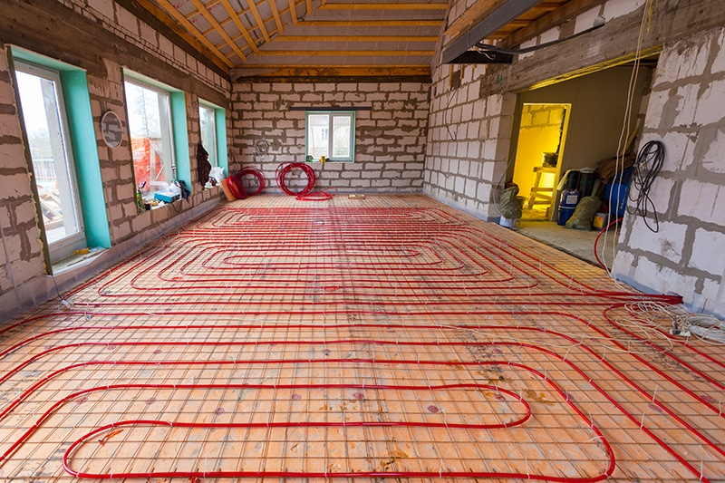 Astounding Is Underfloor Heating Expensive To Run A Quick Guide Download Free Architecture Designs Remcamadebymaigaardcom