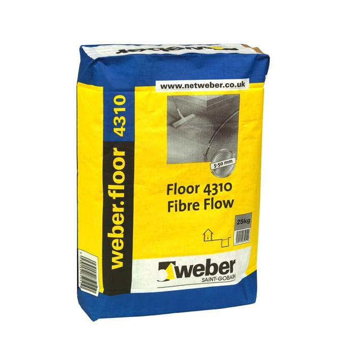 weber floor 4310 fibre flow 25kg atlas ceramics. Black Bedroom Furniture Sets. Home Design Ideas
