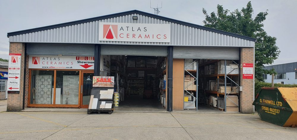 Hampshire Tiles - Atlas Ceramics Showroom and Warehouse
