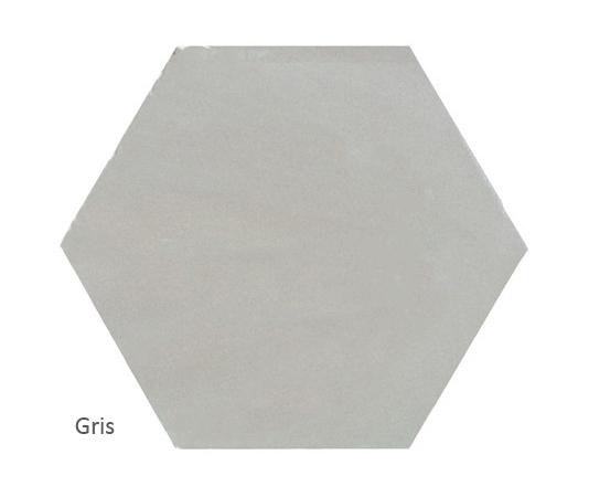 Ava Gris Plain Tile