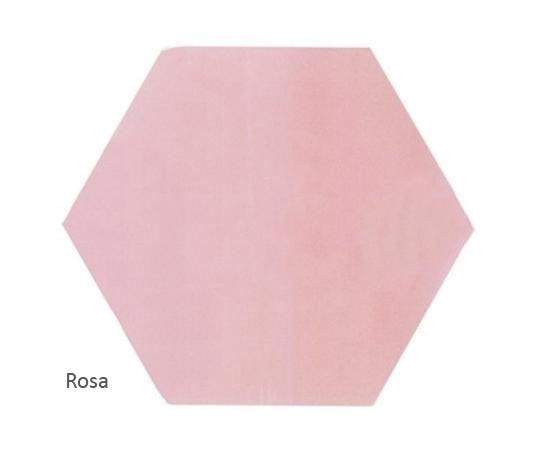 Ava Rosa Plain Tile
