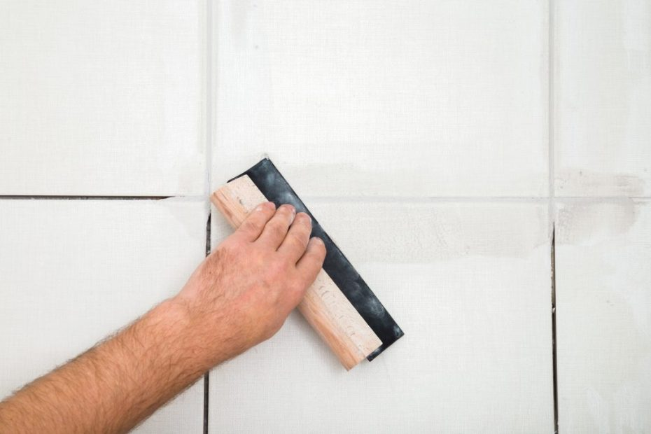 Grout Application