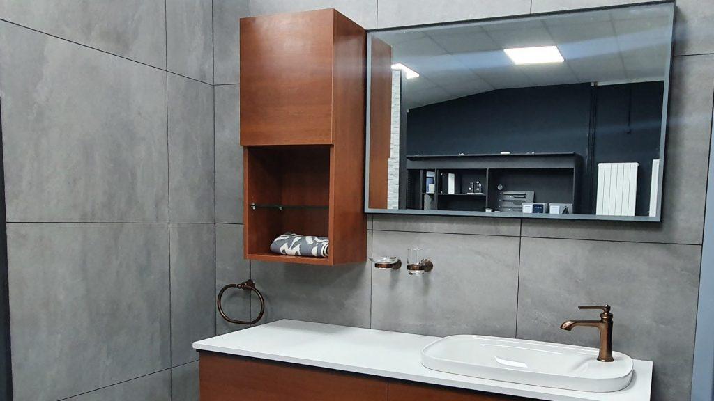PJ Dust tile installation
